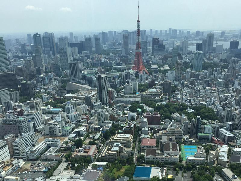 東京タワー 昼 リデザイン 最適化